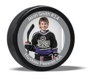 hockey pucks bulk